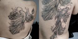 Fishes tattoo