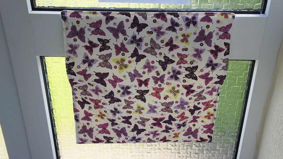 Letter Catcher. Butterfly Letter Box post catcher. Colourful Butterflies