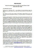 Press release 11 Nov Slaves for the Isab