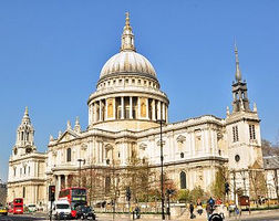 famous, Restoration, England, Charles, II, Christopher, Wren, London, St Paul's, Cathedral, architect, plan, rebuild, churches, monument