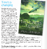 Primary Times review Falconers Quarry Unlucky for Some Scar Gatherer series history time travel tales twist bite Julia Edwards books independent author writing workshops schools kids children teach VIPERS comprehension Key Stage 2 Two Time was Away