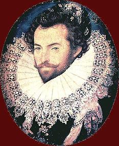 Tudors, famous, Queen, Elizabeth, Walter, Raleigh, adventurer, tobacco, potato, smoking, treasure, golden, city, El Dorado