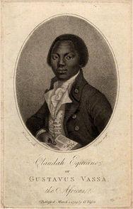 Georgians, famous, Olaudah, Equiano, black, Gustavus, Vassa, campaigner, abolition, slave, trade, interesting, narrative, autobiography, freedom
