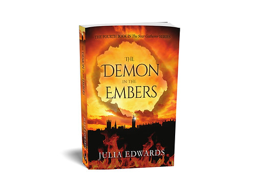 Scar Gatherer #4:  The Demon in the Embers