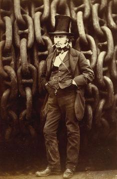 famous, victorians, engineer, isambard, kingdom, brunel, life, story