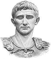 Roman, famous, Julius, Caesar, Augustus, Domitian, Lucullus, Nero, Agrippina, Julia