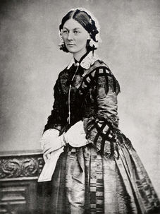 famous, victorians, florence, nightingale, life, story, nurse, crimea, lady, lamp