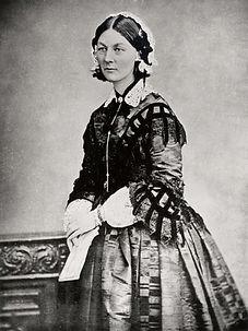 famous, victorians, florence, nightingale, life, story, nurse, crimea, lady, lamp