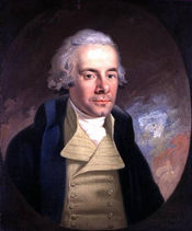 Georgians, famous, William, Wilberforce, abolition, slavery, slave, trade, campaigner