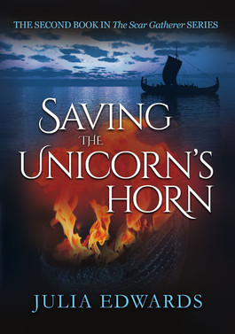 #2 Saving the Unicorn's Horn cover low res