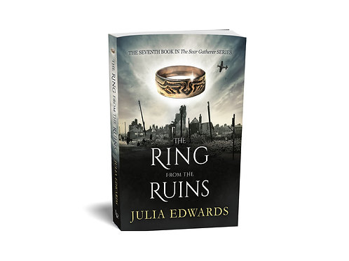 Scar Gatherer #7:  The Ring from the Ruins