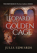 The Leopard in the Golden Cage Unlucky for Some Scar Gatherer series history time travel tales twist bite Julia Edwards books independent author writing workshops schools kids children teach VIPERS comprehension Key Stage 2 Two