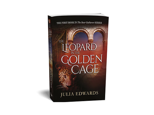 Scar Gatherer #1:   The Leopard in the Golden Cage