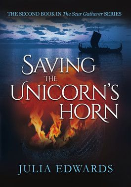 #2 Saving the Unicorn's Horn cover high res