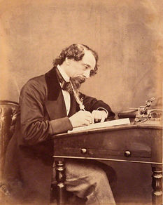famous, victorians, charles, dickens, life,story, christmas, carol, oliver, twist, author