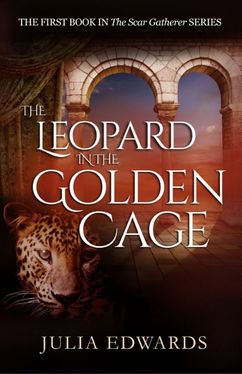 scar gatherer series time travel children adventure fiction history ring ruins shimmer glass slaves isabella demon embers falconer's quarry saving unicorn's horn leopard golden cage Julia Edwards