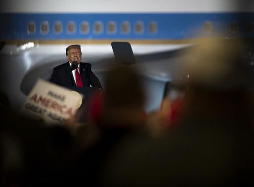 Làn sóng kết quả khảo sát minh hoạ một tương lai mờ mịt cho Trump