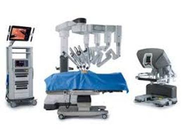 Robotic surgery, colorectal cancer, pelvic floor surger, Poole
