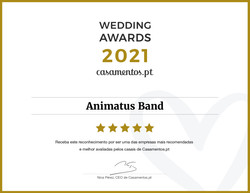 Premiados Wedding Awards 2021