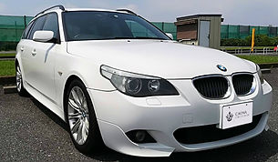 堀BMWワゴン