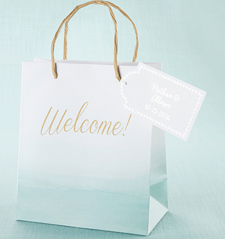 Tips for Wedding Welcome Bags