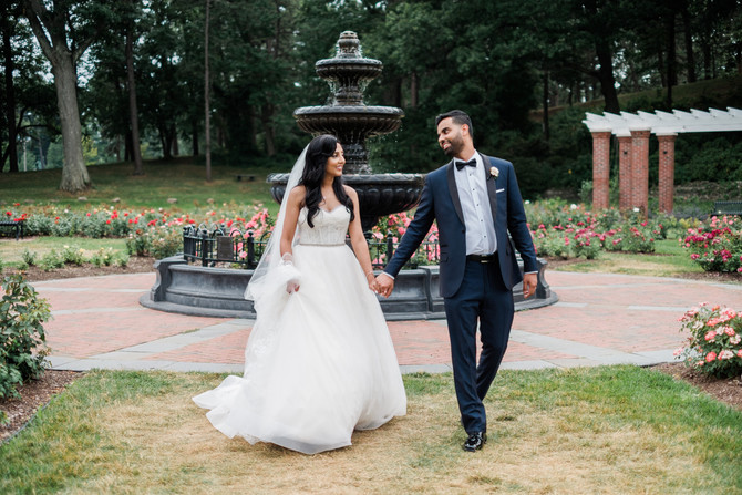 ANU + ARUN'S ROMANTIC WEDDING AT GLEN SANDERS MANSION
