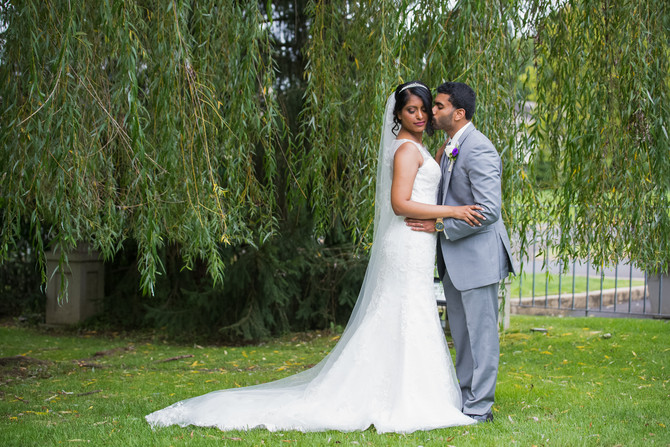 FEBA + JESTIN'S BEAUTIFUL MEMORIAL DAY WEDDING AT CELEBRATIONS