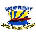 Bay of Plenty Model Powerboat Club Logo.