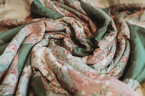 Adela - Patchwork Blanket