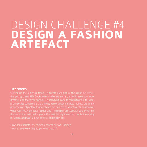Design Challenge #4