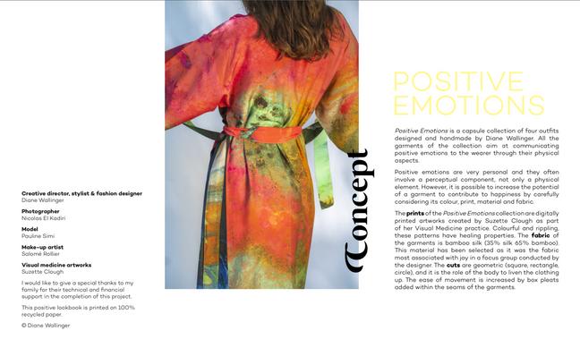 Positive Emotions Lookbook