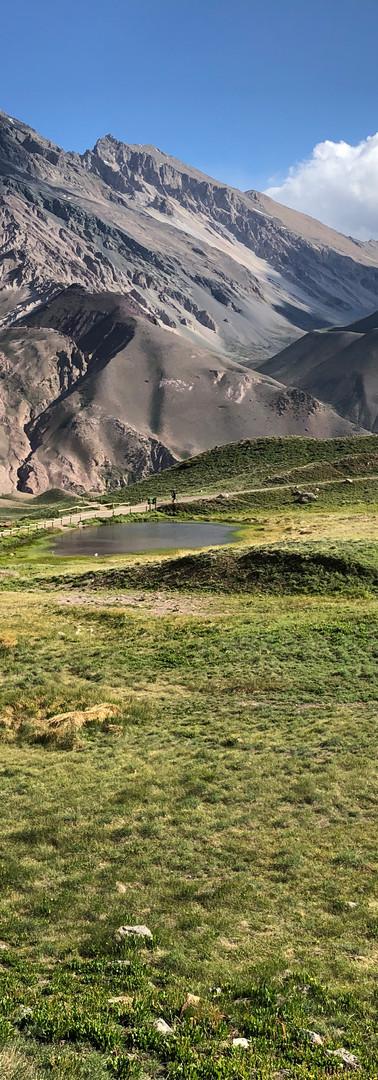 Outside Aconcagua