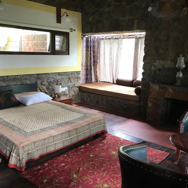 Inside Cottage