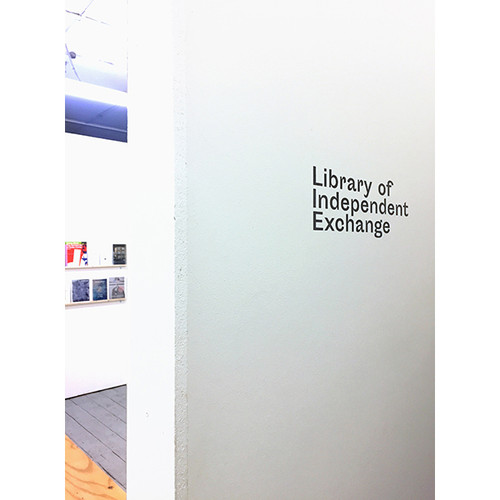 Library of Independent Exchange (L.I.E)
