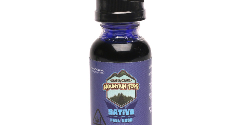 Sativa Feel Good® tincture