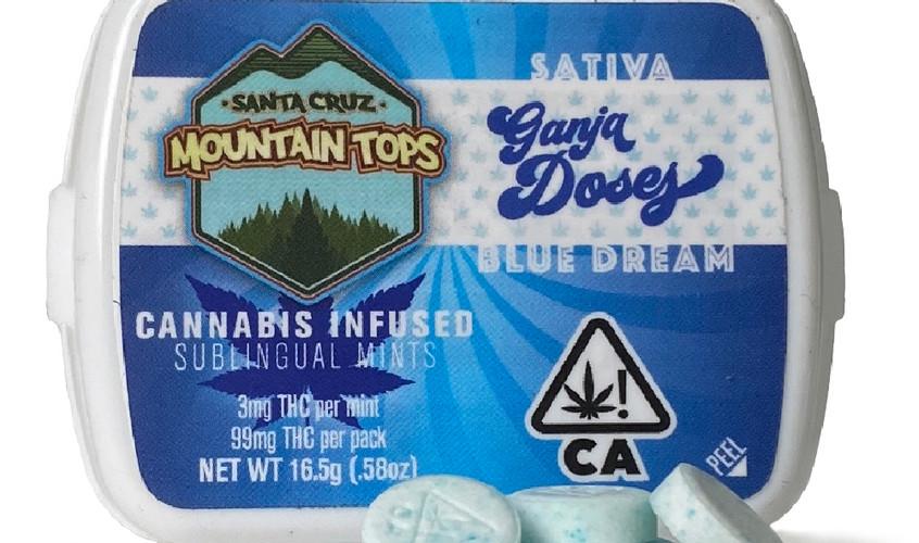 Blue Dream sublingual mints [Sativa]