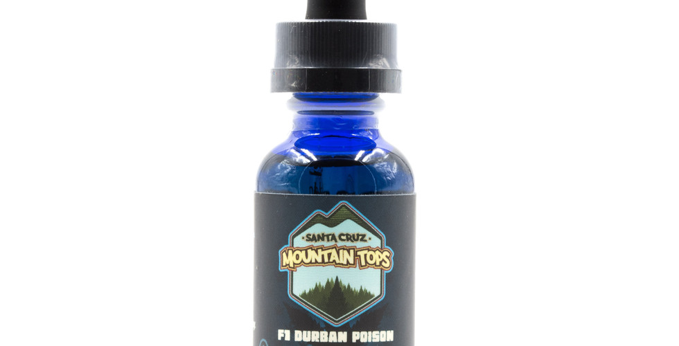 Durban Poison 1000 oil tincture