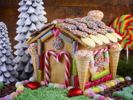 """Backstube """"In der Weihnachtsbäckerei"""""""