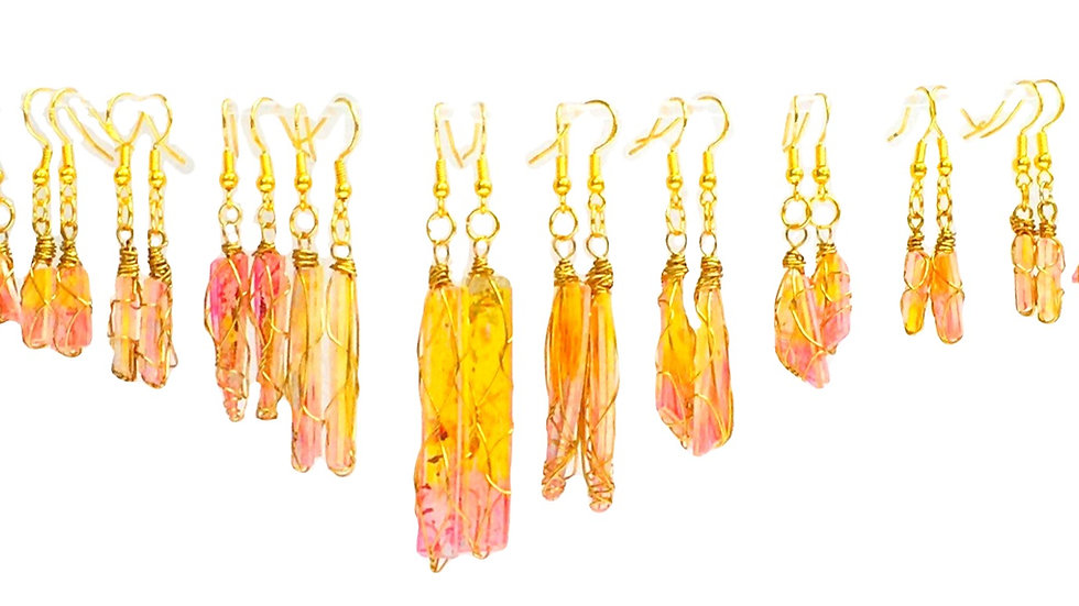 Warm Colo Collection- Strawberry Lemonade 12 Piece collection