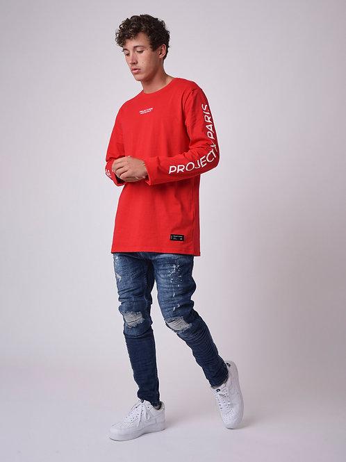 T-shirt manches longues basic