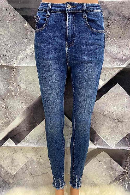 Jeans skinny stretch