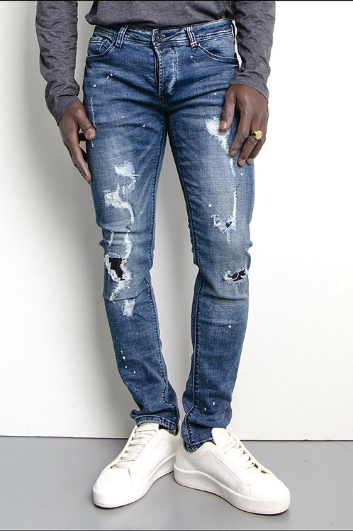 Jeans Skinny 8122