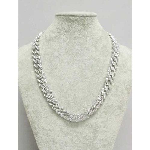 Bijoux collier cuban link