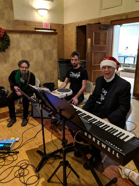 ArtSparks Holiday Festival Band 2018