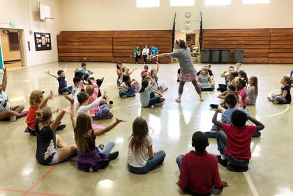 K-5 In-School Programming 2019