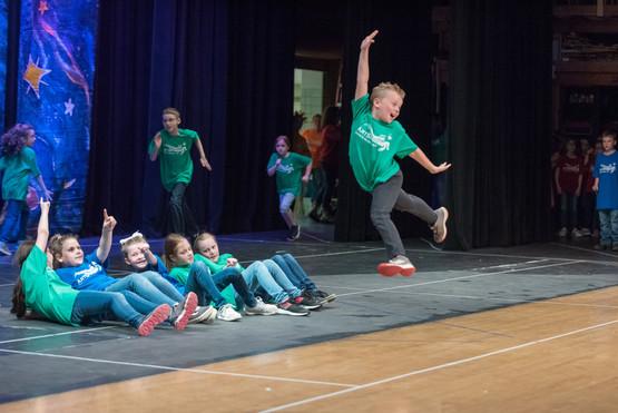 K-5 In-School Programming Performance 2019