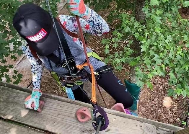A Fun Day@Treetop Quest Dunwoody | GA