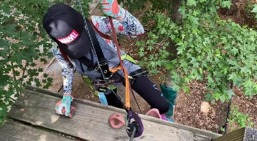 A Fun Day@Treetop Quest Dunwoody   GA