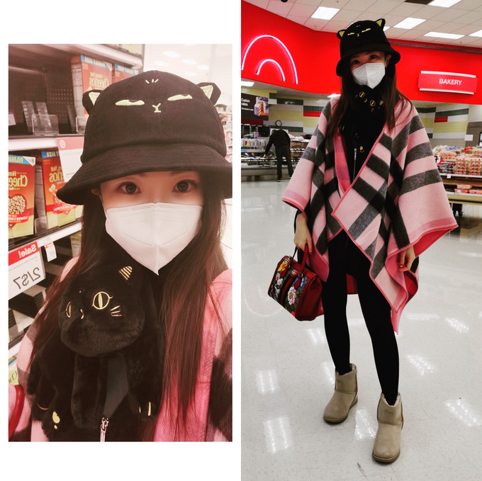Grocery Look Can Be Fun