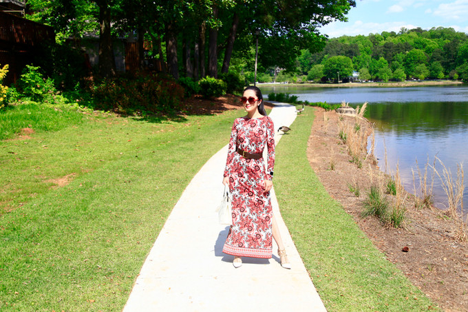 Maxi Dress: Comes And Goes, But Never Out Of Date